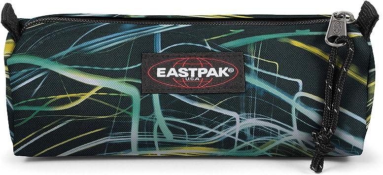 Eastpak Benchmark Single Estuche, 21 cm, Multicolor (Blurred Lines): Amazon.es: Equipaje