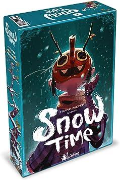 Asmodee Italia Snow Time, Juego de Mesa, Color 8955: Amazon.es: Juguetes y juegos