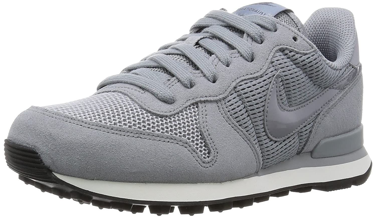 nike damen internationalist gymnastikschuhe grau wolf gr e y summit whitesummit 023 42 5 eu. Black Bedroom Furniture Sets. Home Design Ideas