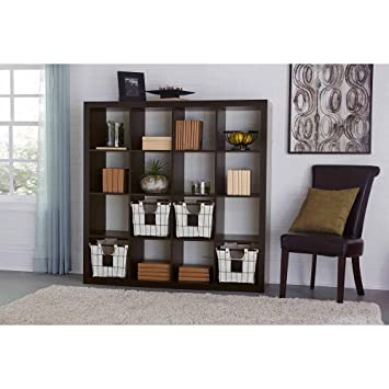 Better Homes And Gardens 16 Cube Organizer