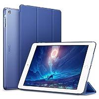 ESR Custodia per iPad Air, Ultra Sottile e Leggere, Slim Smart Case Cover Magnetico Con la Funzione Auto Sleep per Apple iPad Air 1/iPad 5 9.7 pollici Uscito a 2013 (Modello A1474,1475,1476).(Blu)