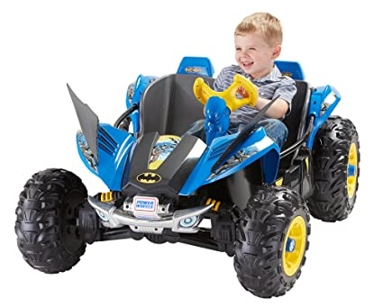 Power Wheels Batman Dune Racer $298 @ Amazon.ca