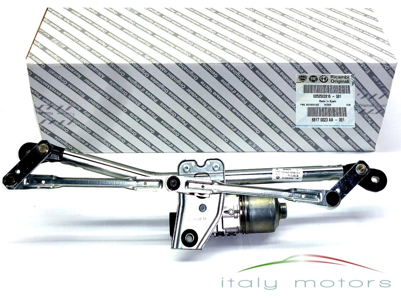 Original alfa romeo gT 50502816 moteur dessuie-glace avant-moteur dessuie 937