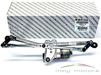 Original Alfa Romeo GT (937) Borrador del Motor Motor de limpiaparabrisas (parte delantera - 50502816: Amazon.es: Coche y moto