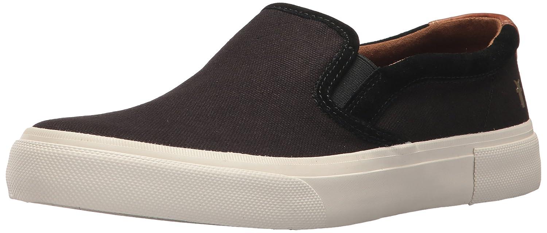 FRYE Men's Ludlow Slip on Tennis Shoe B07215QRQD 7.5 D(M) US|Black