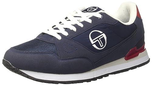 Sergio Tacchini Winder Nyx, Sneaker Uomo, Blu (Deep), 46 EU