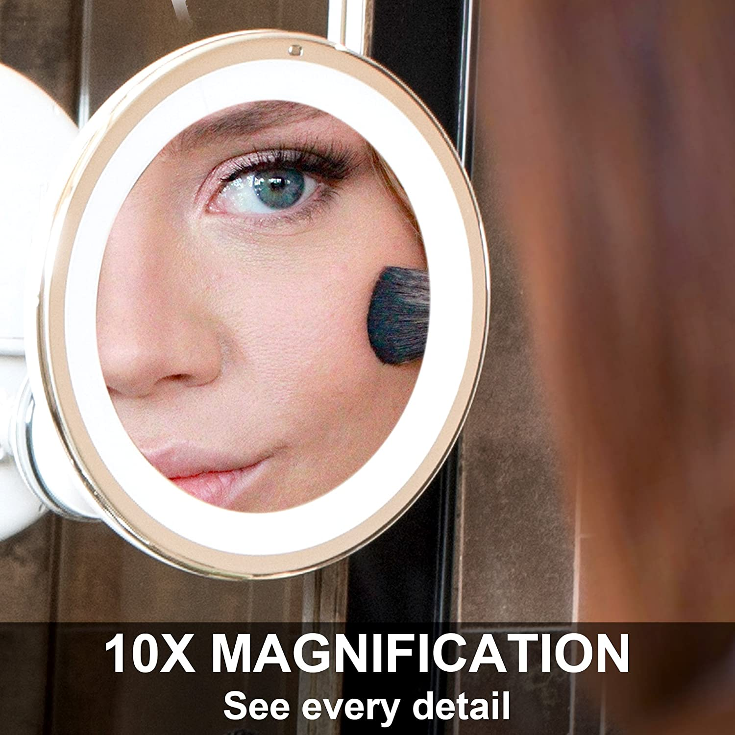 Fancii Daylight Led X Magnifying Mirror
