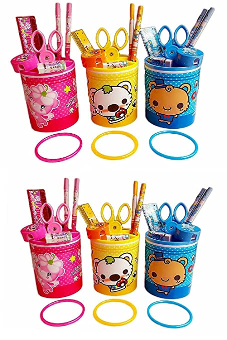 Buy Jiada JiadaBirthday Party Return Gifts Stationary Set Of 6 Online At Low Prices In India
