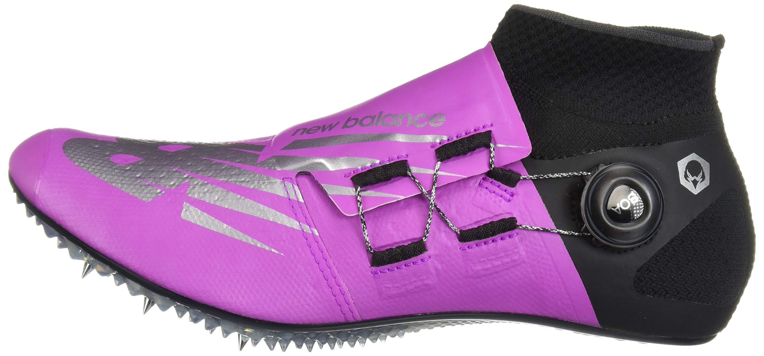 New Balance Men's Sigma Harmony Vazee Track Shoe Voltage Violet/Black 4.5 D US by New Balance (Image #5)