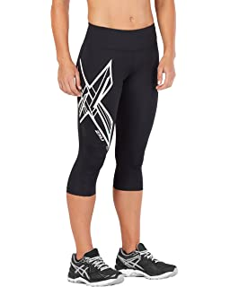 88cffef9 Amazon.com: 2XU Women's Elite Compression Tights: Clothing