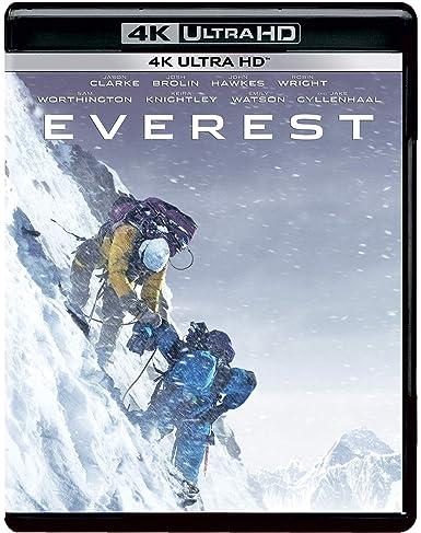 Everest  4K UHD  Action   Adventure