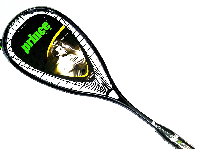 Amazon.com : Prince Textreme Pro Warrior 600 Ramy Ashour Signature Squash Racket : Sports & Outdoors