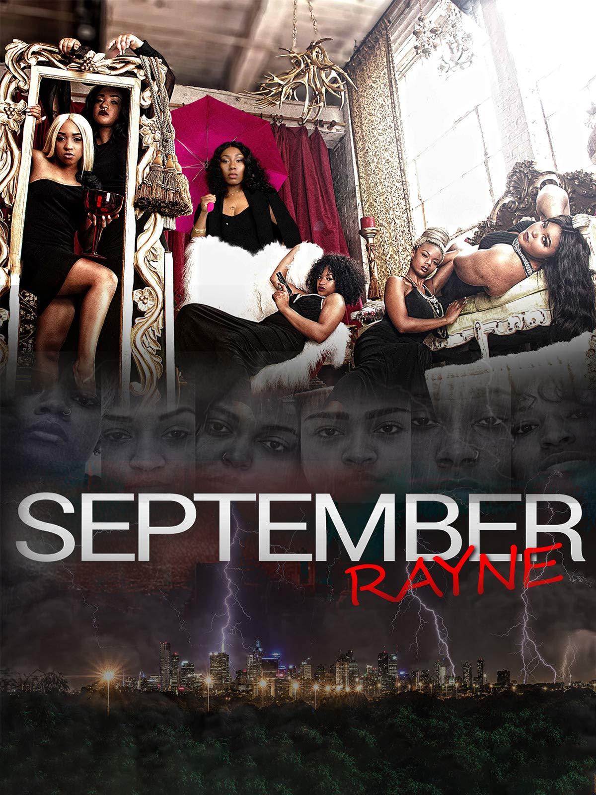 September Rayne on Amazon Prime Video UK