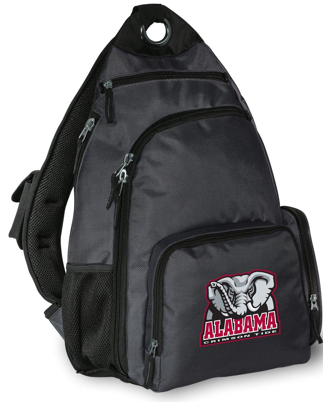 Alabama Backpack Cross Body University of Alabama Sling Bag by Broad Bay (Image #1)