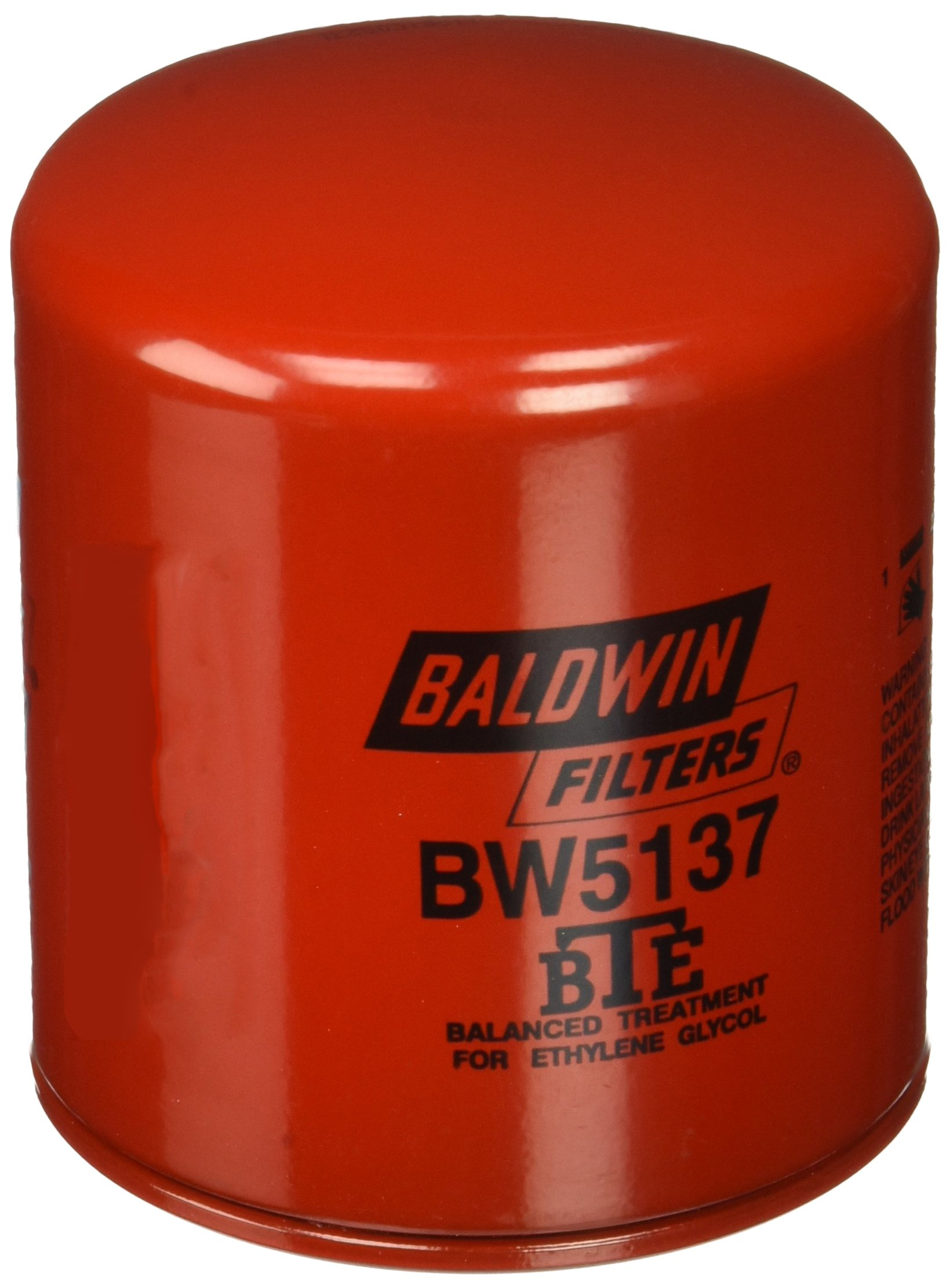 Baldwin BW5137 Coolant Spin-On Filter with BTE Formula