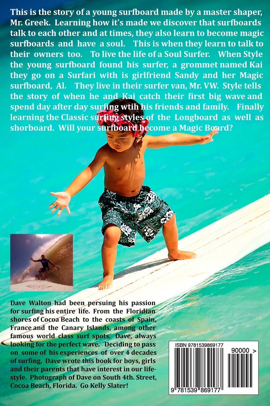 My Life As A Magic Surfboard: Magic Surfboard: Amazon.es: Ash Lingam ...