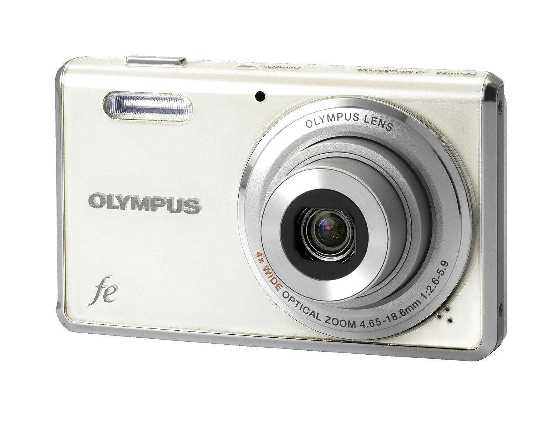 Amazon.com: Olympus FE-4000 12 MP Cámara Digital Con zoom ...