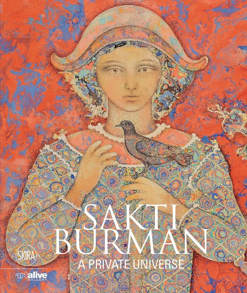 Download Sakti Burman: A Private Universe ebook
