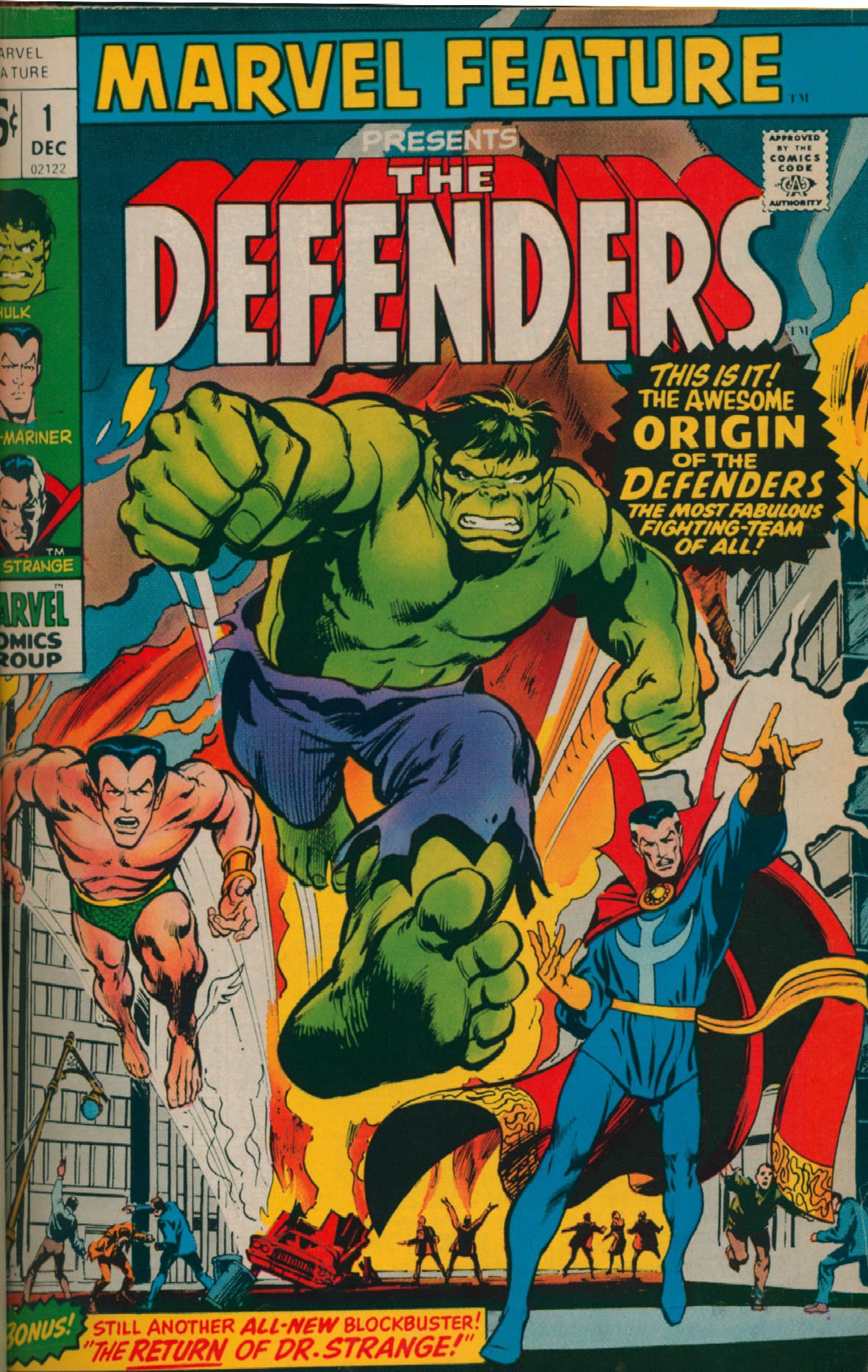 Download Essential Defenders, Vol. 1 (Marvel Essentials) ebook