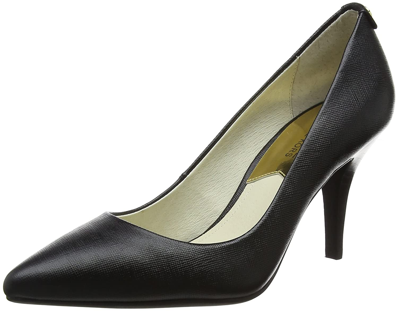 TALLA 37 EU. MICHAEL KORS MK-Flex Mid Pump, Zapatos para Mujer