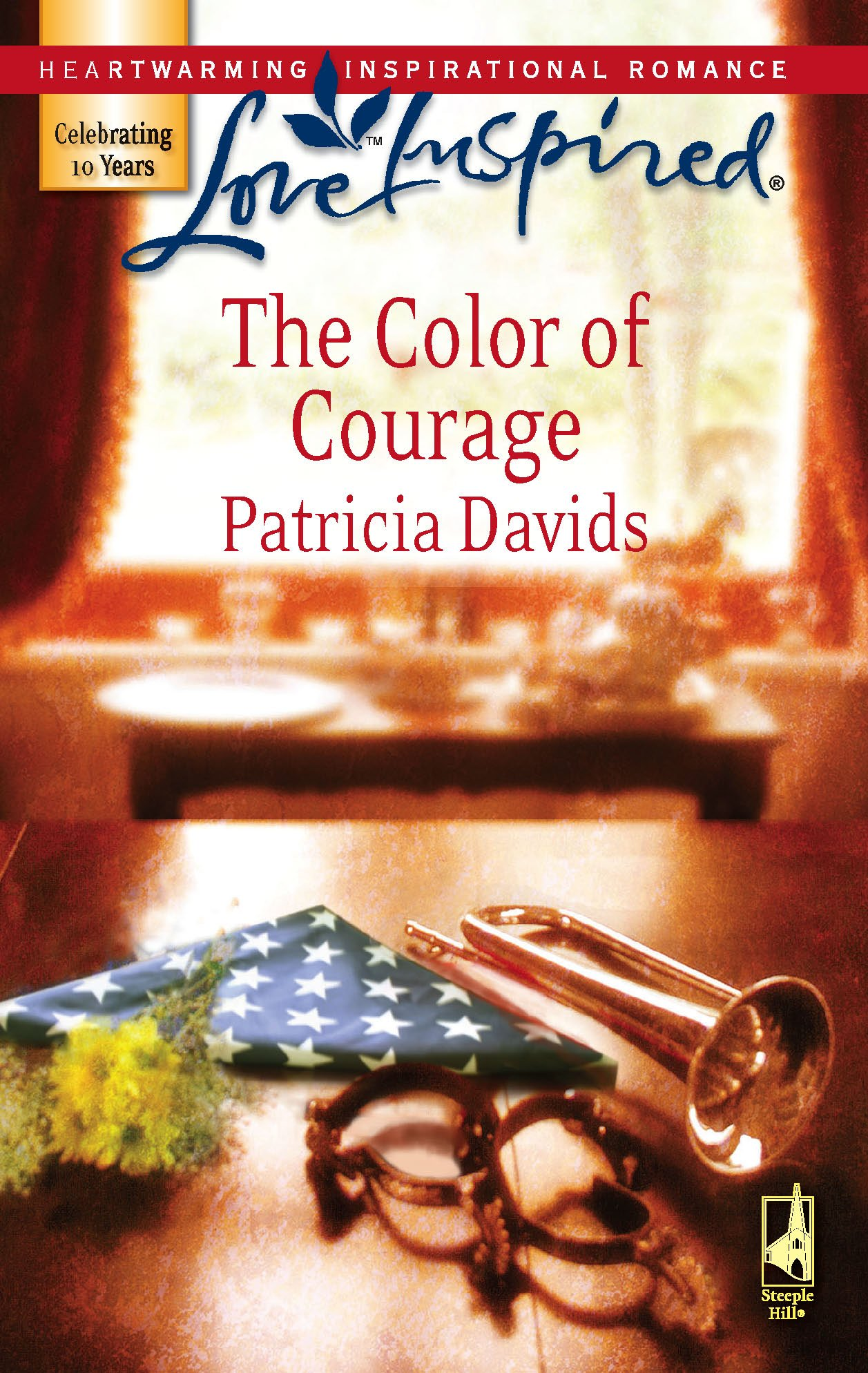 The Color of Courage (Mounted Color Guard Series #1) (Love Inspired #409) pdf epub