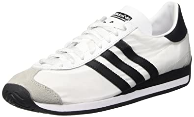 new product cac81 f0f8f adidas Country OG, Mocassins Homme - Blanc - Weiß,