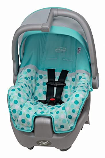 Evenflo Discovery 5 Infant Car Seat Confetti Aruba Discontinued By Manufacturer