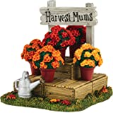 Department 56 Accessories for Villages Harvest Fields Mums Accessory Figurine, 3.25 inch