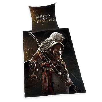 Herding Assassins Creed Bettwäsche Set Wendemotiv Bettbezug 135 X