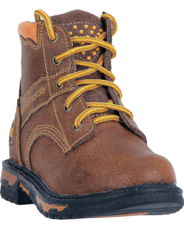 Dan Post Boys Zyon Leather Boot Round Toe