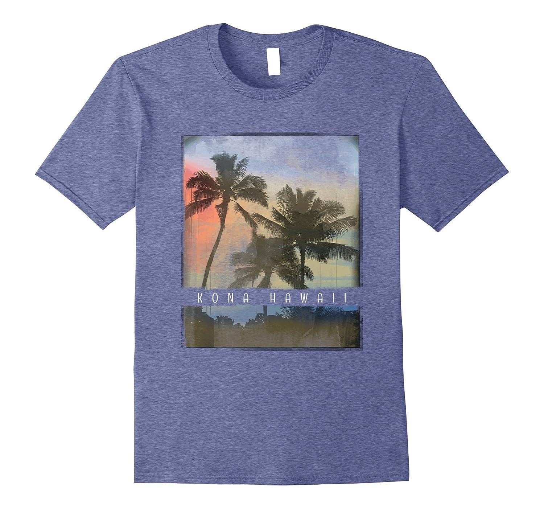 Kona T Shirt Hawaii Retro Apparel Sunset Kids Adults Teens-ANZ
