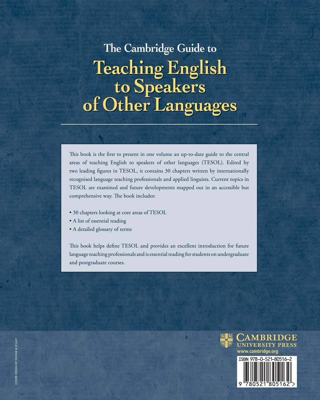 The Cambridge Guide to Teaching English to Speakers of Other Languages:  Amazon.co.uk: Ronald Carter: Books
