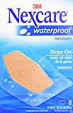 3m Nexcre Knee/Elbow Wtpr Size 8ct Nexcare Knee And