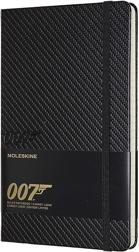 Amazon.com: Moleskine Ltd. Cuaderno de edición, James Bond ...