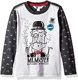 Petit Lem Little Boys' Lil Mister L/s Knit T-Shirt
