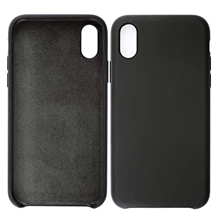 Amazon.com: Carcasa de silicona para iPhone Xs MAX, colores ...