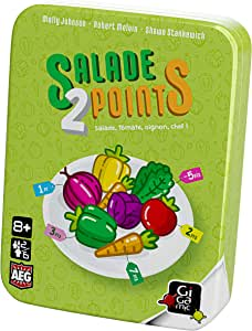 Gigamic - Ensalada de 2 Puntos, JSAL: Amazon.es: Juguetes y juegos