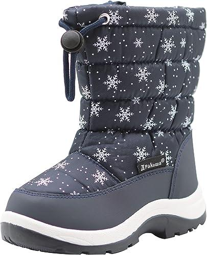Apakowa Kid's Girls Cold Weather Snow