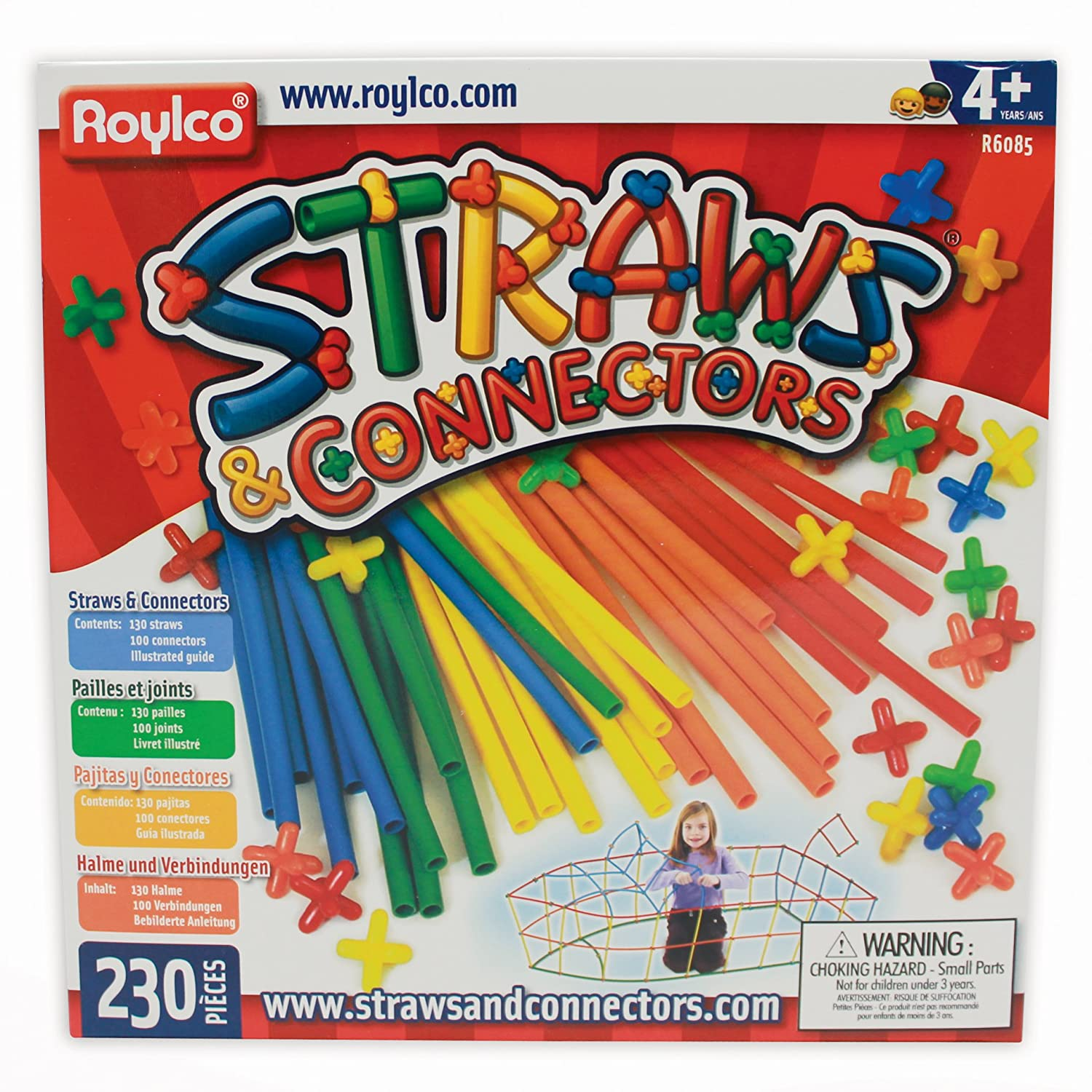 Image result for straws and connectors