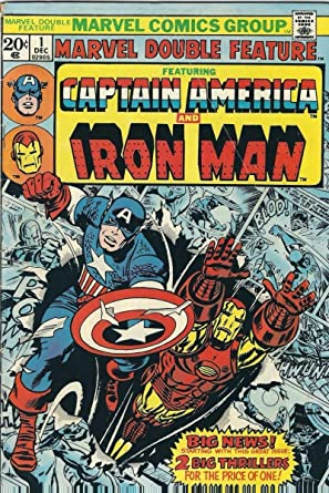 """Image result for iron man and captain america comic book"""""""