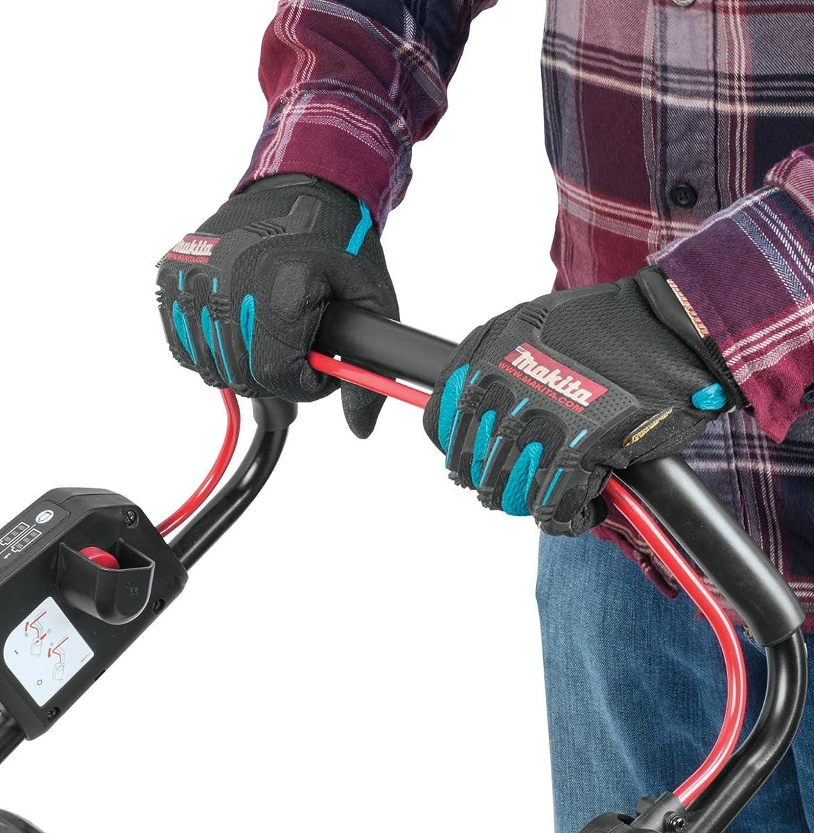 "Makita XML02Z 18V X2 (36V) LXT Lithium-Ion Cordless 17"" Lawn Mower, Tool Only"