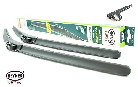 Hybrid - Escobillas limpiaparabrisas de 66 cm [VolvV50] HH2619SL