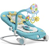 Chicco Balloon Baby Bouncer, Turquoise