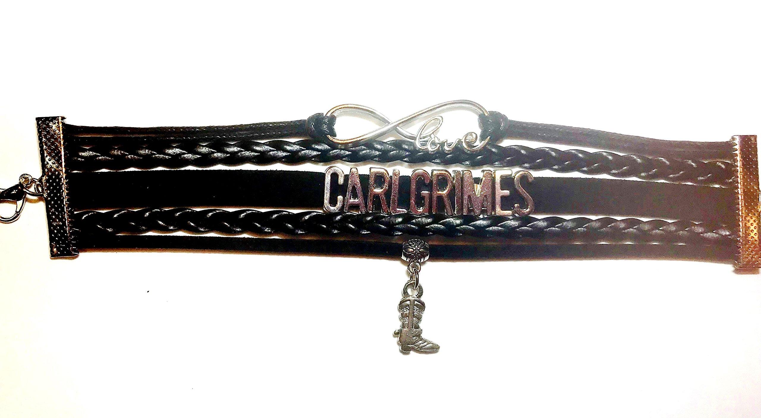 None Carl Grimes Walking Dead Bracelet