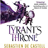 Tyrant's Throne: The Greatcoats, Book 4