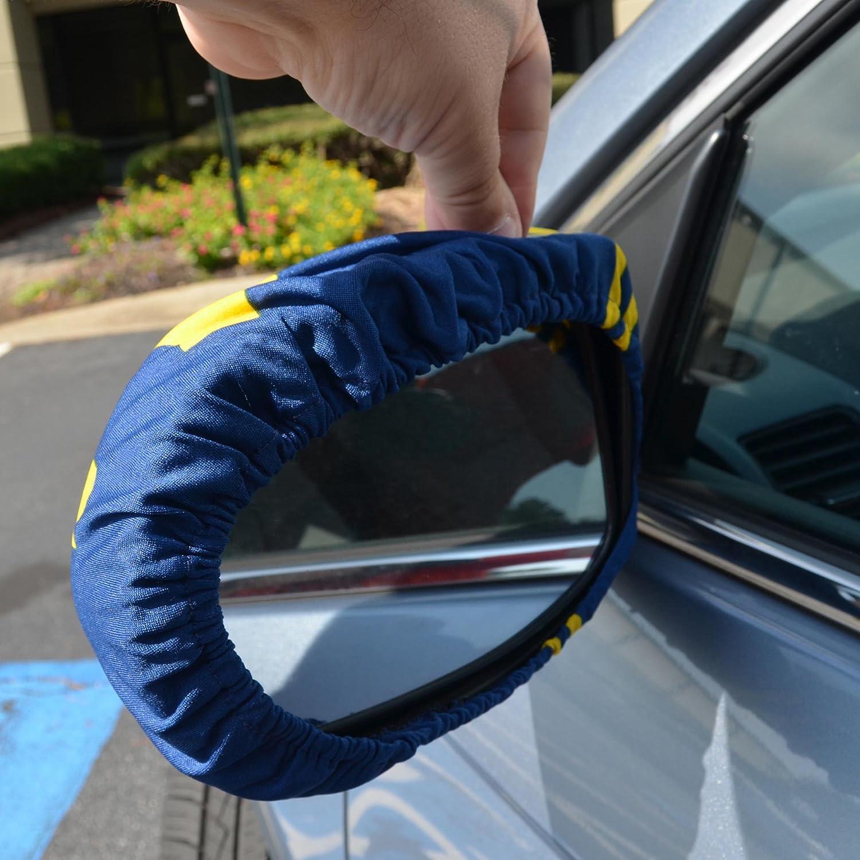FANMATS NCAA UNC University of North Carolina Chapel Hill Tar Heels Polyester Mirror Cover-Large