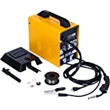 Best Choice Products MIG130 Welding Machine Set Automatic Flux Core W/ Accessories