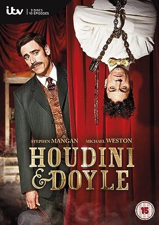 Amazon com: Houdini And Doyle [DVD]: Michael Weston, Stephen