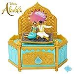 Disney Aladdin Tea Set - Juego de lámparas y joyero, Jewelry Box