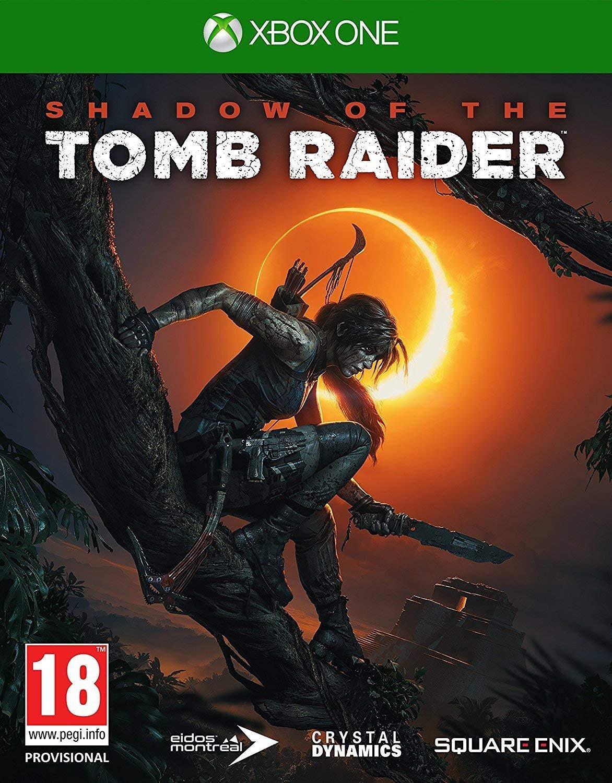 Tomb Raider n° 3 Shadow of the Tomb raider